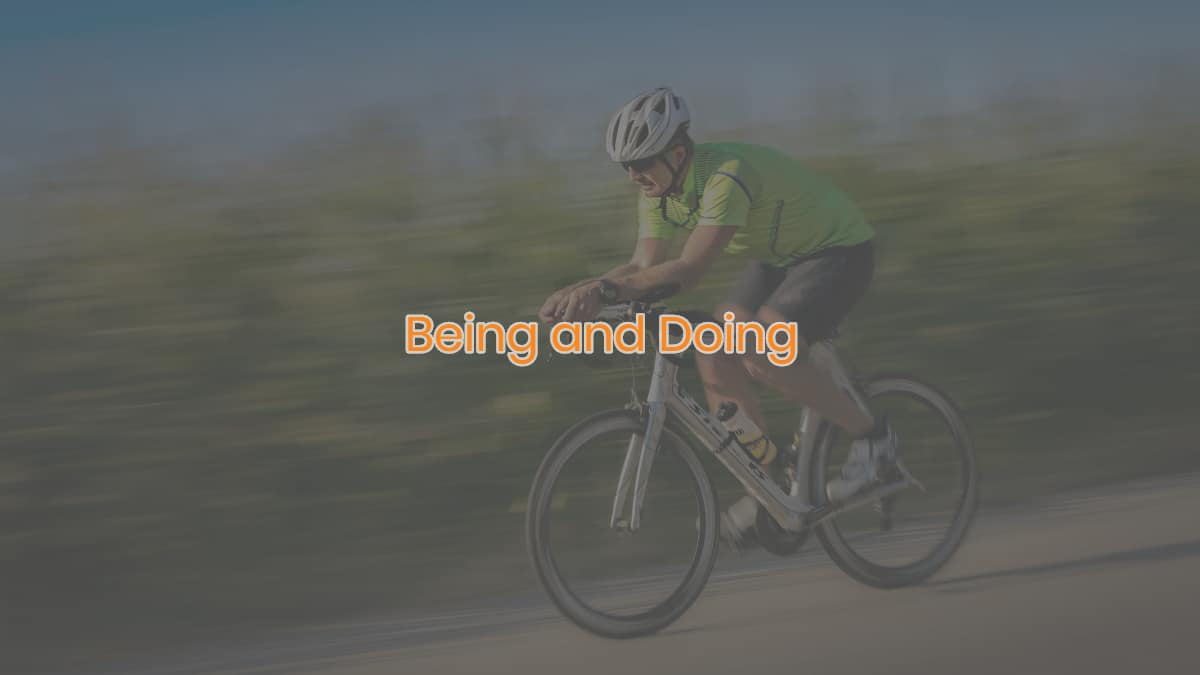 Being and Doing
