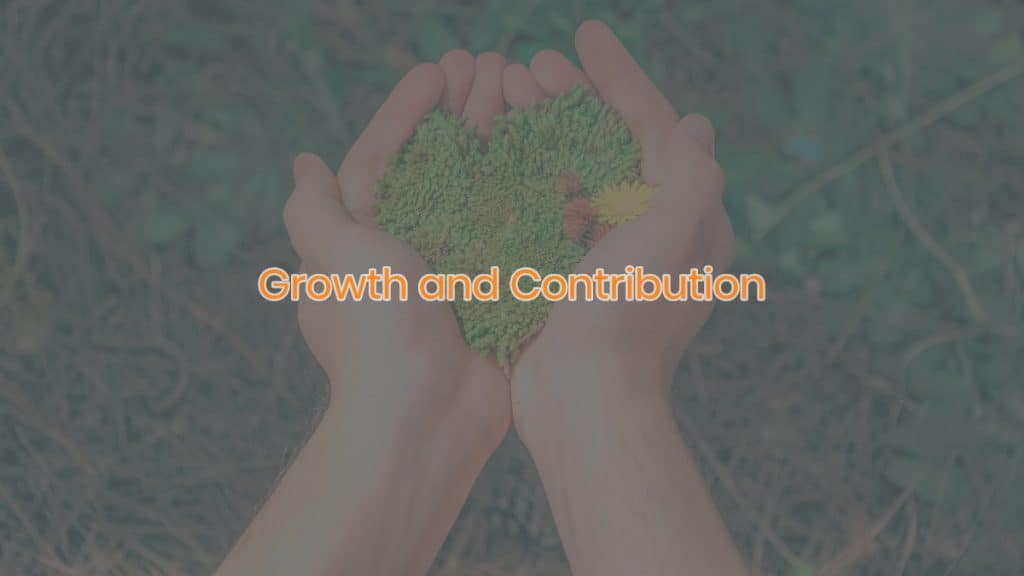 Growth and Contribution