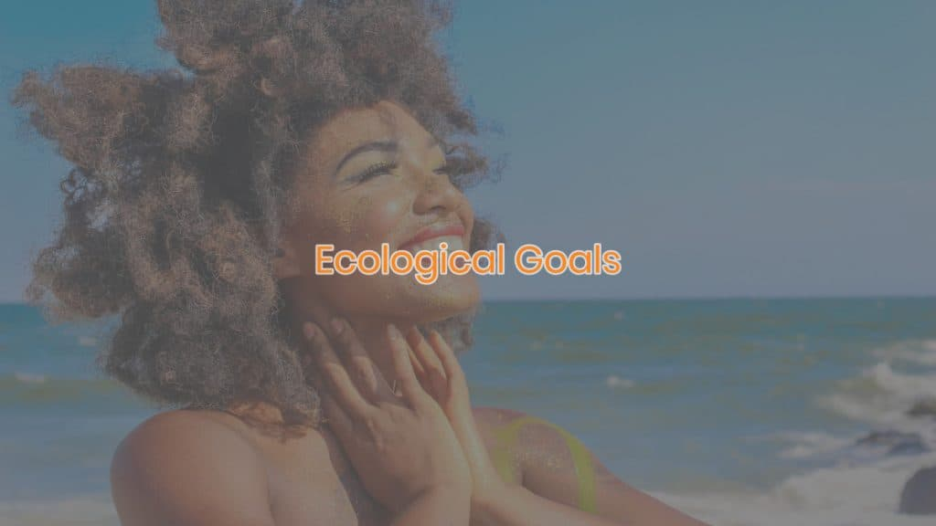 Ecological Goals